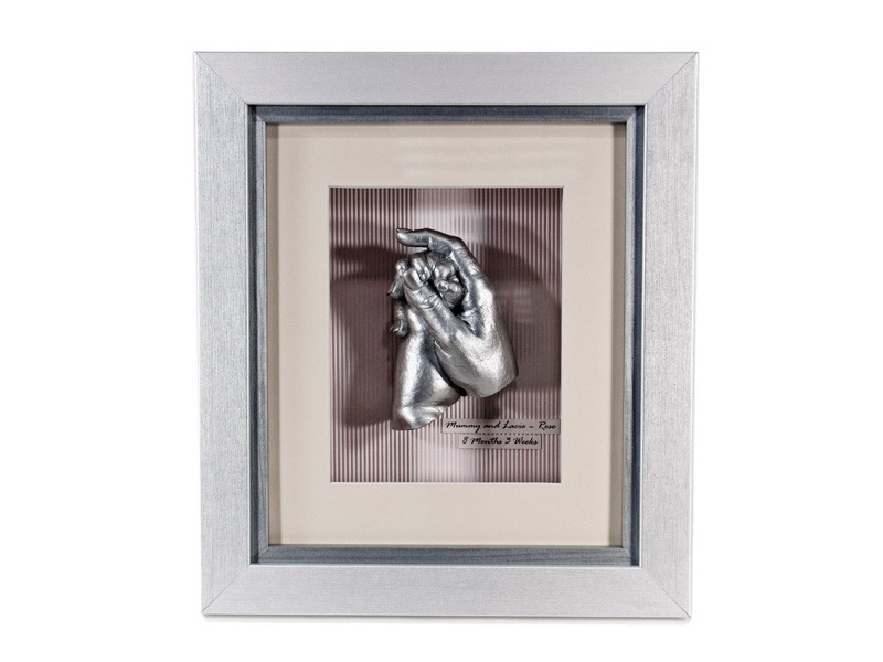3D Parent and Child Casting in a Deep Box Frame