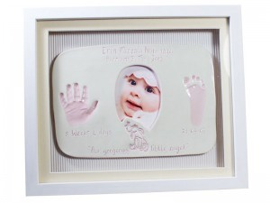 Callis Corner Double Ceramic Photo Imprint Framed