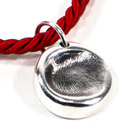 fingerprint jewellery chunky-pendant