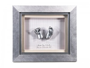 3D Double Baby Casts in Standard Frame