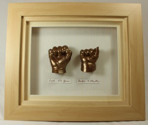 3D Double Casts in Deepbox Frame by Calli's Corner