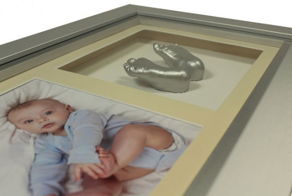 3D Double Casts in Standard Frame with Photo