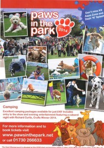 Calli's Pet Corner at Paws in the Park, Detling, Kent