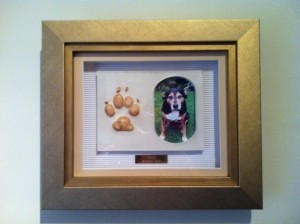 Jazzy-Photoprint framed 2