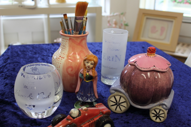 Paint Your Own Ceramics